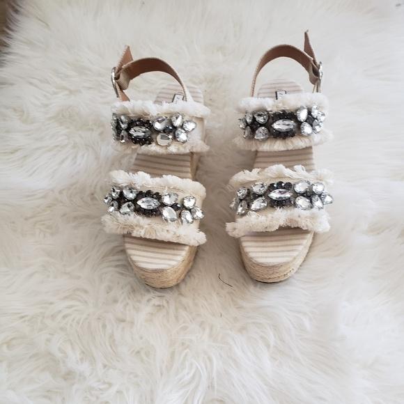 Zara Shoes   Zara Platform Sandal